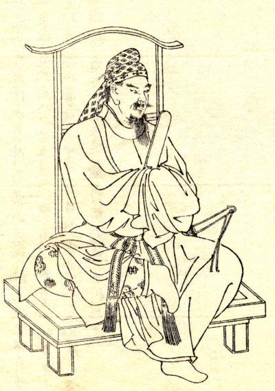 японский правитель
