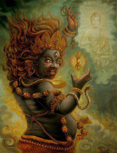 божество в буддизме