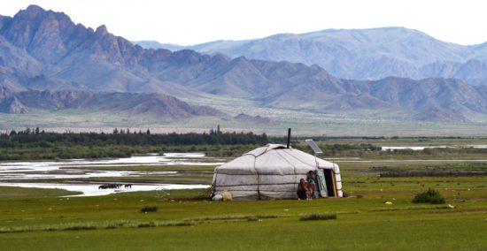 природа Монголии