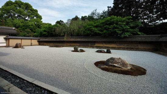 сад в Киото