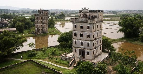 дом-башня
