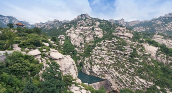 природа Китая