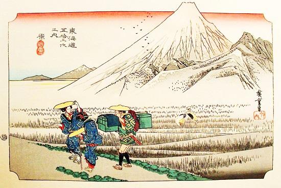быт древних японцев