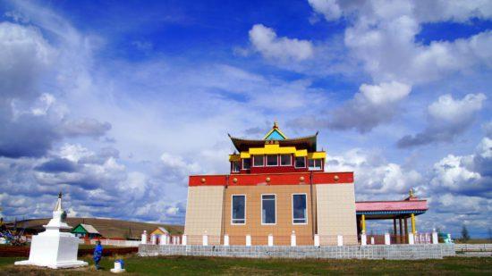 храм восточный
