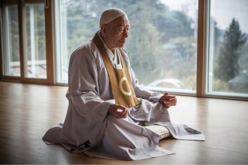медитация в вон-буддизме