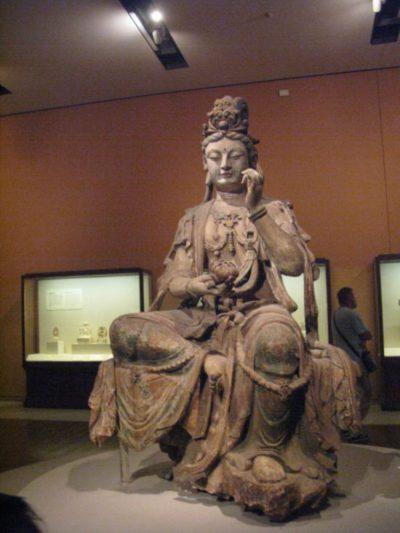 в национальном пекинском музее