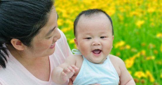 ребенок в Китае