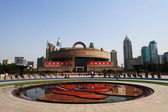Площадь Шанхая