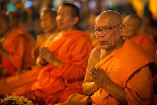 тхеравадинский монах