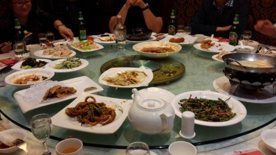 блюда китайские