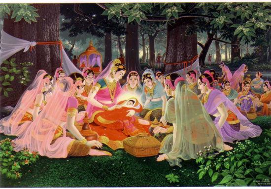 Младенец сидхартха