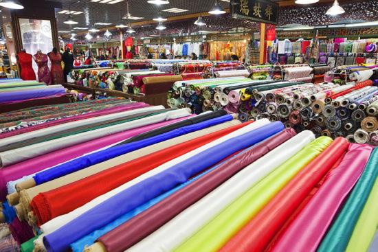 шелковый рынок, Пекин