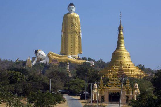 статуи По Каунг Таунг