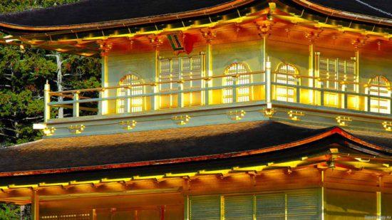 павильон в Японии