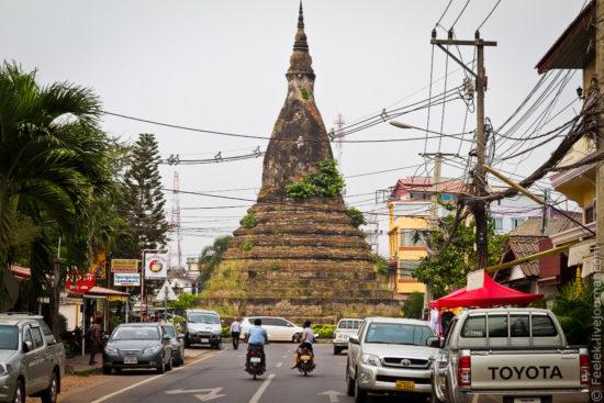столица Лаоса