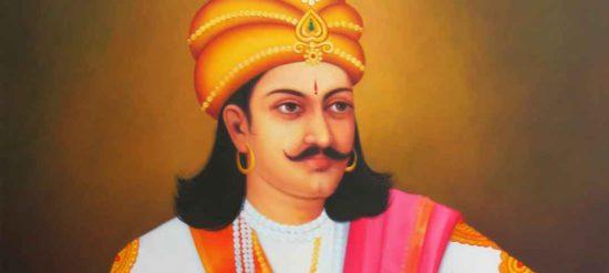 индийский правитель