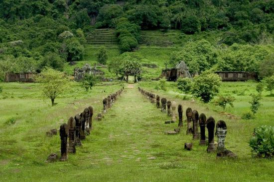 остатки храма