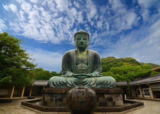 статуя Будды