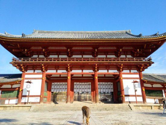 Храмовые ворота