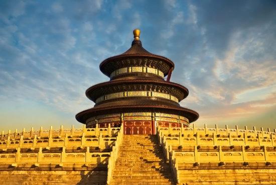 храм Тяньтан