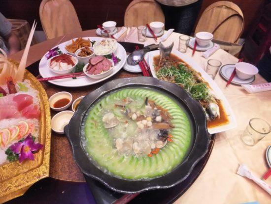 Блюда азиатские