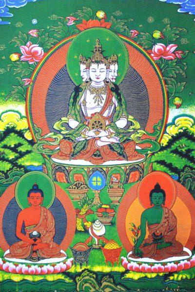 Махавайрочана будда