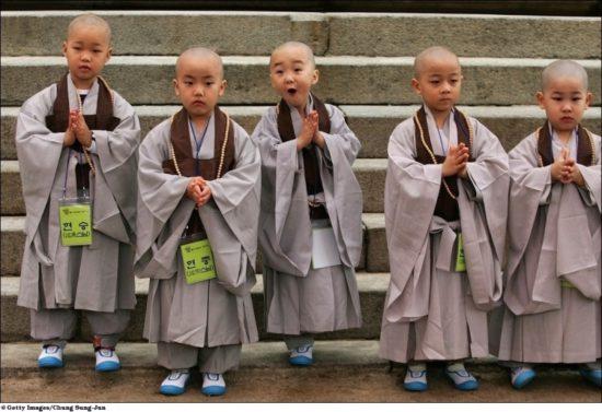 Корейский дзен