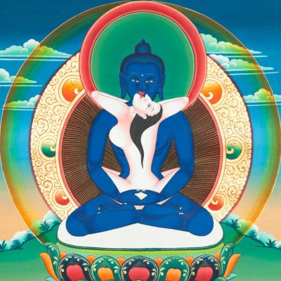 Самантабхадра будда