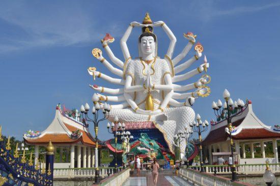 Статуя Просветленного в Стране Улыбок