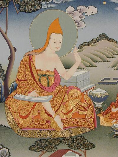 Изображение бодхисаттвы