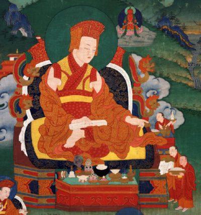 Изображение буддийское