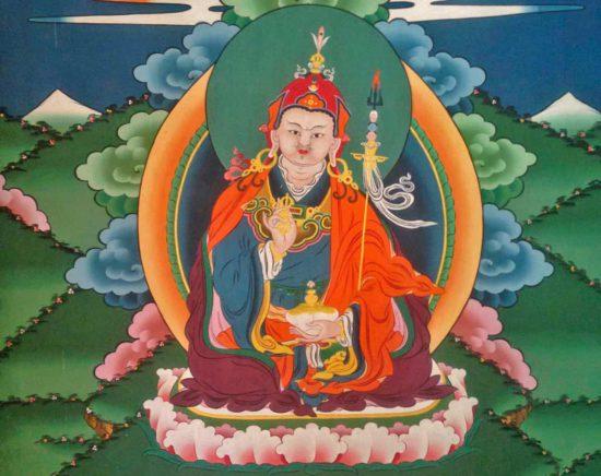 древний буддийский лидер