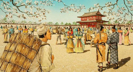 изображение эпохи Нара