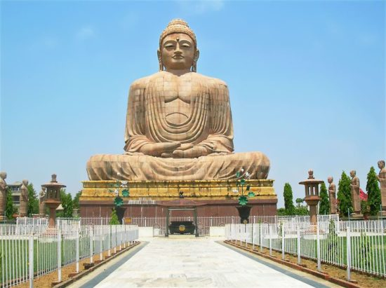 Будда в Индии