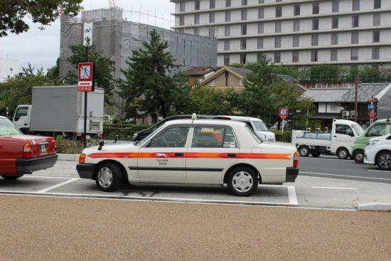 машины в Киото