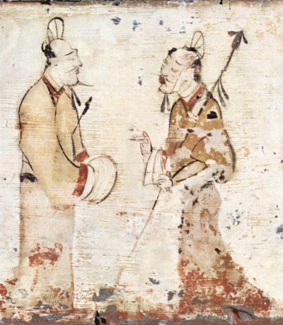 изобразительное искусство в Древнем Китае