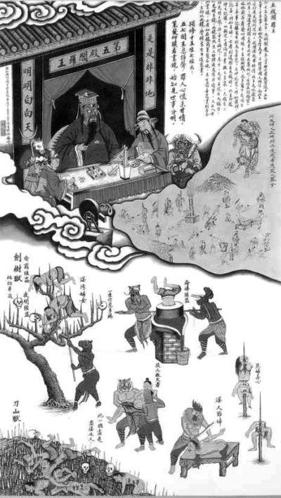 Китайский бог ада