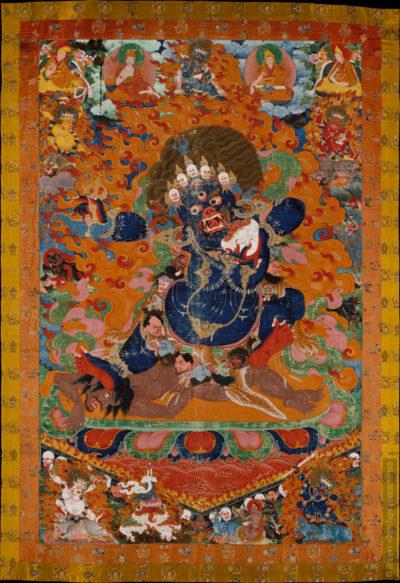 Бог Яма в буддизме
