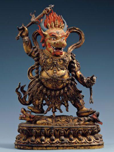 Индийский бог