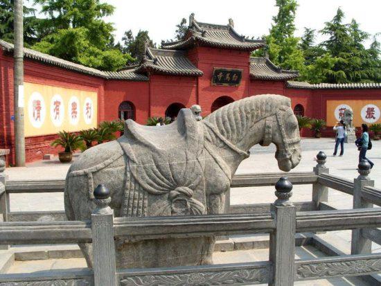 Пагода белого коня
