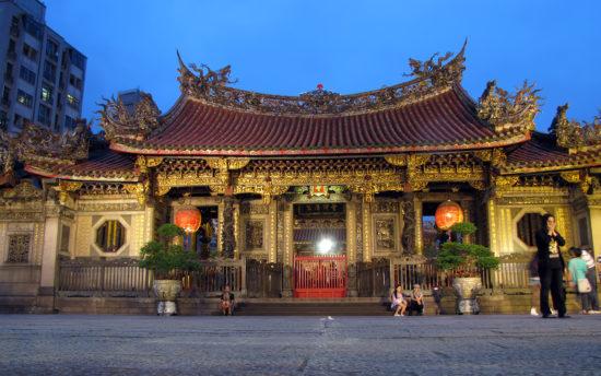 Буддийский храм