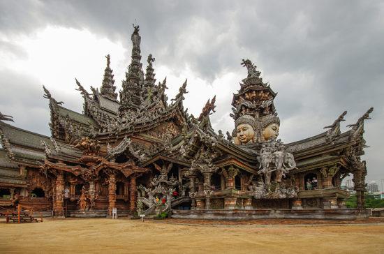 Храм без гвоздей