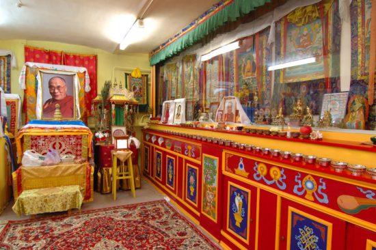 буддийский центр