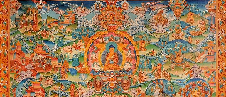божества буддизма