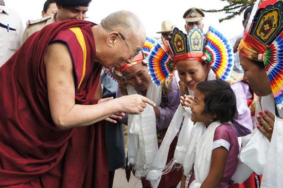 День Рождения Далай ламы