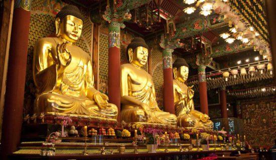 Буддизм в Корее
