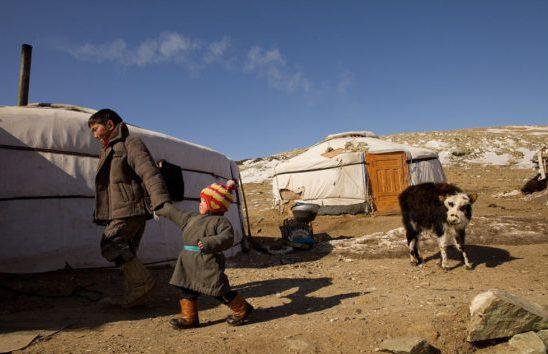 Быт монгольского народа