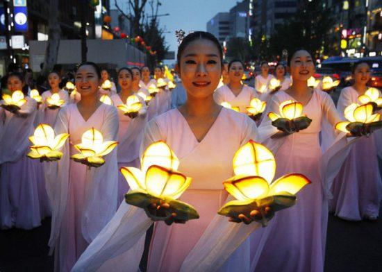 Праздник Рождение Будды