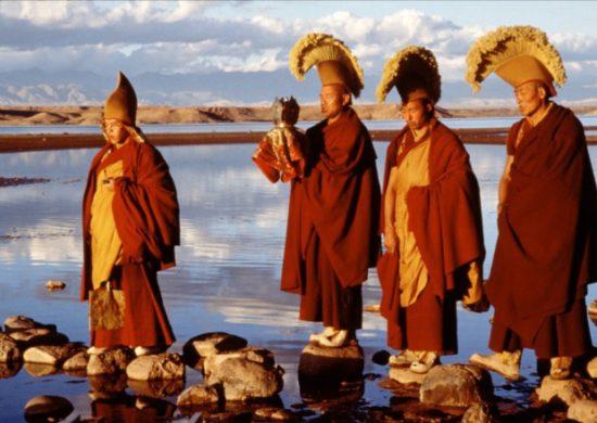 Ламы в традиции гелуг
