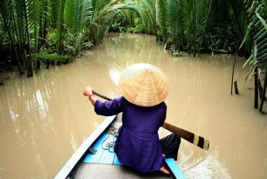 рыбак Вьетнам